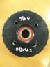 Тормозной барабан с подшипником для тормоза 1637, ступицы 98х4 М12х1.25