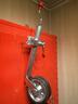 Опорное колесо усиленное г/п 300 кг с усил. хомутом