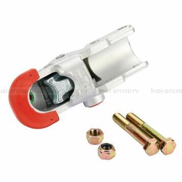 Замковое устройство AK 351 Profi V с защитой бампера и крепежом