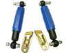 Амортизатор AL-KO Octagon синий для прицепов полной массой до 1300 (2600) кг