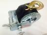 Лебедка ручная барабанная (ремень или трос) г/п 450 кг, длина фала 8,5 м