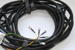 Электропроводка прицепа