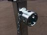 Домкратная телескопическая опорная стойка Winterhoff SF 60-400 на 1300 кг с фланцем