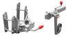 Хомут опорного колеса для лодочного прицепа