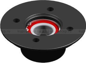 Ступица прицепа Knott FNK 12 100x4 с подшипником