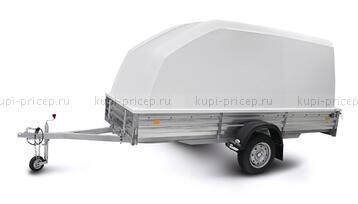 ПК-311415 Пластиковая крышка для прицепа МЗСА 817711 (h=1200 мм)