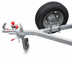 Держатель (кронштейн) запасного колеса R13-R14