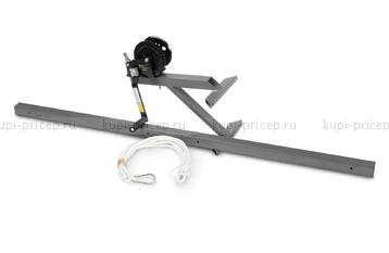 Лебедка г/п 550 кг для прицепов с пластиковыми крышками