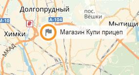 Теперь и на севере Москвы