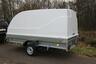 Пластиковая крышка для прицепа Трейлер 829450 (размеры кузова 3,5 х 1,5 м)