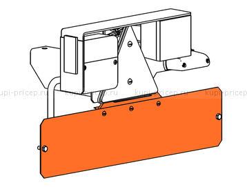 МЗСА-7261 Подвеска регистрационного знака для лодочного прицепа МЗСА