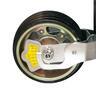 Опорное колесо Премиум 300 кг с индикатором нагрузки