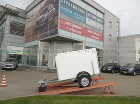 Прицеп-фургон Везунчик-1