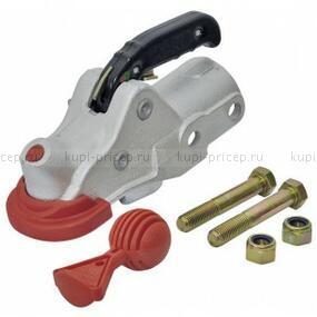 Замковое устройство AK 351 Profi V с защитой бампера, крепежом и противоугонным устройством