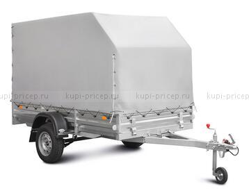 ТК-351815С Тент с каркасом аэродинамический для 817719 и 831133.111 (h=155 см)