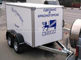 Прицеп-фургон Везунчик-2