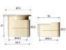 Комплект втулок тормоза наката 161S, 251S, 251G (арт. 1210131)